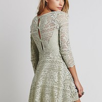 Free People Dinner Date Dress