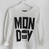 MANIC MONDAY SWEATER