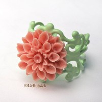 Fresh Mum Ring   FREE shipping by lizhutnick on Etsy