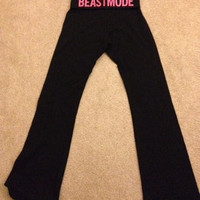 Beastmode Yoga Pants