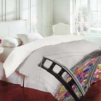 DENY Designs Home Accessories | Bianca Green Its In The Water Duvet Cover