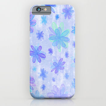 4 Seasons - Winter iPhone & iPod Case by Alice Gosling