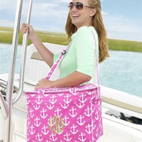 Personalized Large Cooler Bags - 2 styles!