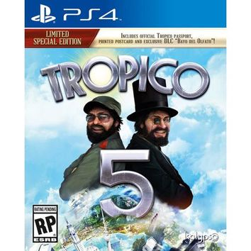 Tropico 5 Limited Special Edition - PlayStation 4