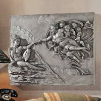 Wall Decor | Creation of Adam  Wall Frieze
