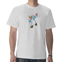 Muppets' Swedish Chef Chicken T Shirts from Zazzle.com