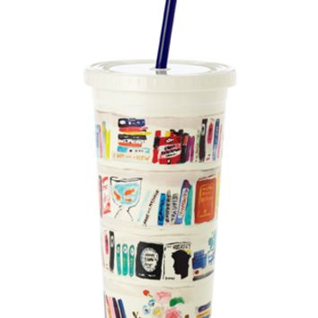 Tumbler - Bella Bookshelf - kate spade new york