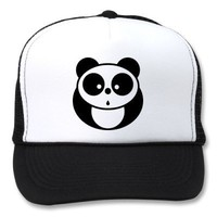 Panda Hat from Zazzle.com