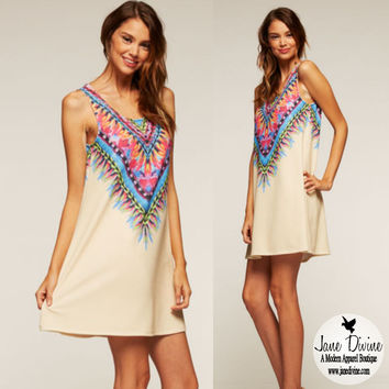 No Reservations Dress-Pale Yellow | Jane Divine Boutique