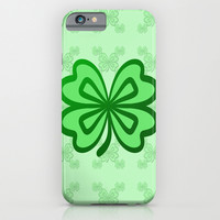 Lucky Charm iPhone & iPod Case by Lisa Argyropoulos