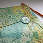 Retro To Go: Vintage world atlas journal
