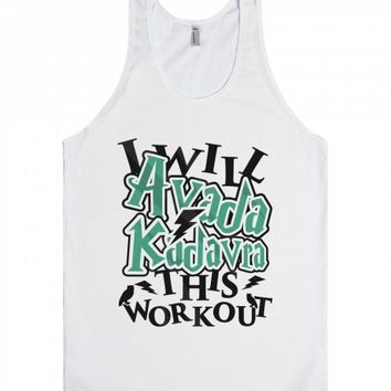 I Will Avada Kadavra This Workout