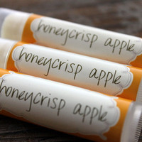 Honeycrisp Apple- lip balm