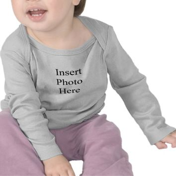 Personalized Infant Bella Long Sleeve T-Shirt