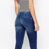 Only Rinse Wash Skinny Jeans
