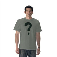 Mystery Staff Shirt from Zazzle.com