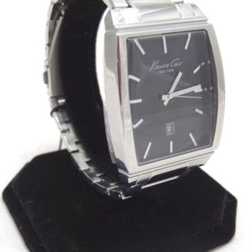 NEW - Kenneth Cole NY (KCW-3025) Men's Watch - Stainless Steel - Water Resistant