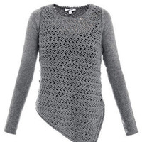 Helmut Lang Textured-knit Sweater - LoLoBu