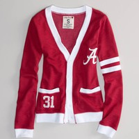 Alabama Vintage Varsity Cardigan | American Eagle Outfitters
