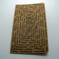 Harry Potter Moleskine Notebook