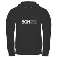 SGH Hoodie (dark)> Seattle Grace Hospital> Grey's Anatomy TV Store