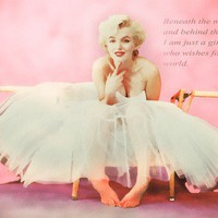 Marilyn Monroe Canvas artwork Hollywood  fine Art by Artistico