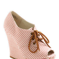BC Shoes Summer Birthday Wedge | Mod Retro Vintage Wedges | ModCloth.com