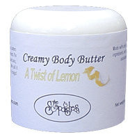 A Twist of Lemon Body Butter