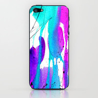 Strip iPhone & iPod Skin by Holly Sharpe | Society6
