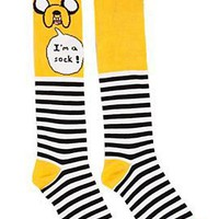 Adventure Time Jake Knee-High Socks - 175564