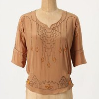Folk Deco Blouse - Anthropologie.com