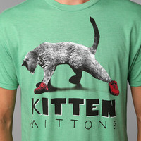 Its Always Sunny In Philadelphia Kitten Mittons Tee