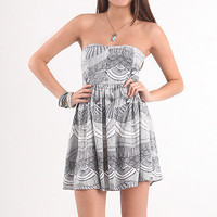 O'Neill Distance Strapless Dress at PacSun.com