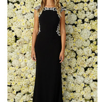 Long Luxe Gown