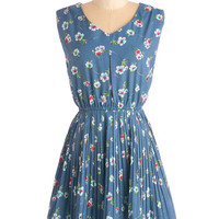 In My Finest Flower Dress | Mod Retro Vintage Dresses | ModCloth.com