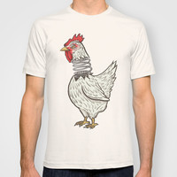 Spring Chicken T-shirt by Kyle Chicoine