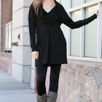 My Favorite Tunic - Black
