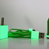 Glow in the Dark iPhone Charger