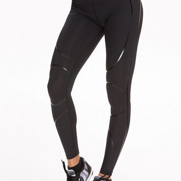 Silicone Compression Tights, NLY SPORT