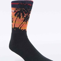 Vans Sunset Sports Socks in Black - Urban Outfitters