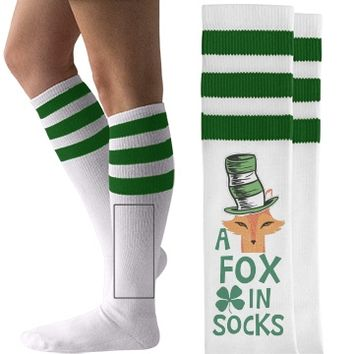 You're A Fox In Socks