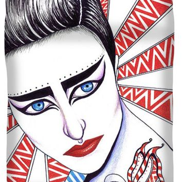 Siouxsie Sioux Queen Duvet Cover