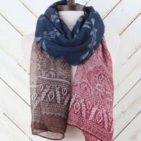 Ethnic Ombre Print Scarf | Altar'd State