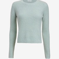 A.L.C. Foster Crew Neck Sweater at INTERMIX | Shop Now | Shop IntermixOnline.com