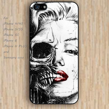 iPhone 6 case dream colorful skull case iphone case,ipod case,samsung galaxy case available plastic rubber case waterproof B151