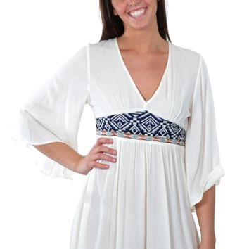 Sur Dress - Cream