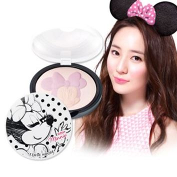 Etude House XOXO Minnie Collection Mini Touch Highlighter edited collection