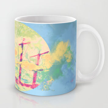 Sail in the Set Mug by Ben Geiger