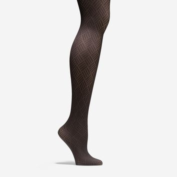 Heritage Weave Tights