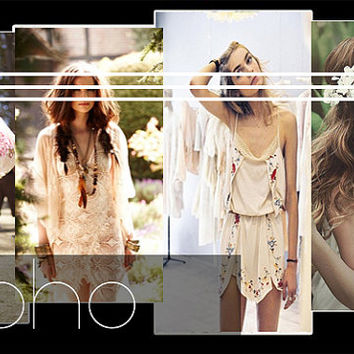 Mystery Upcycled Boho Hippie Outfit Crochet Lace Fringe Shirt Top / Shirt / Maxi Dress / Cardigan Casual Top Summer / Small Medium Large XL